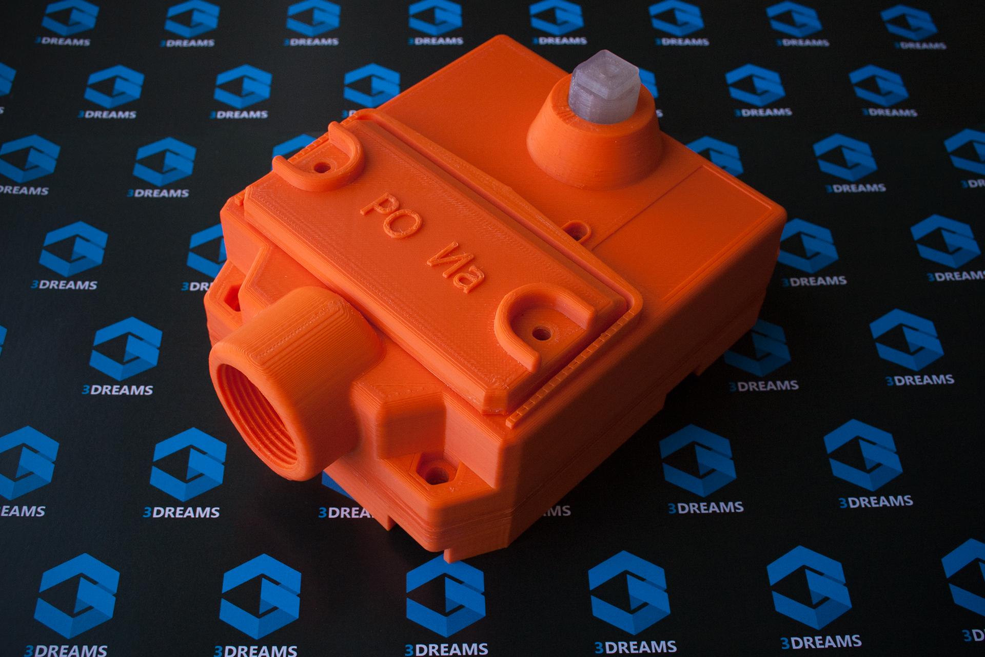 3D-Farbdruck